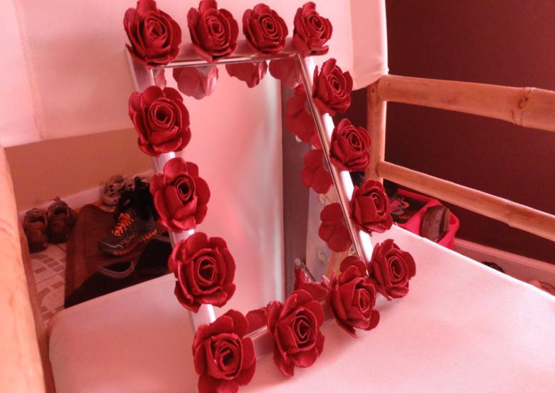 ¡A decorar con hueveras! (4)